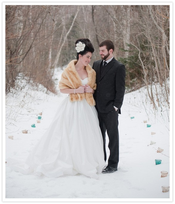 Winter Wedding Dress Mori Lee