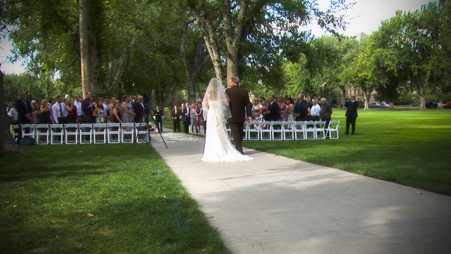 fort collins oval wedding