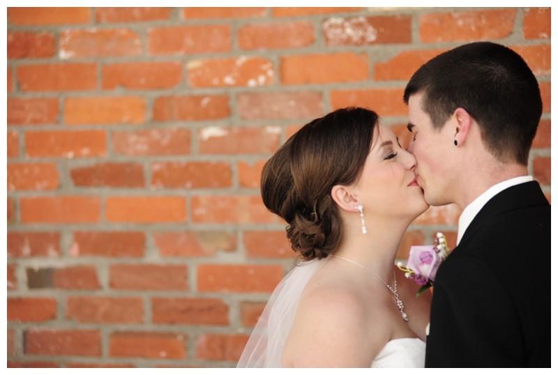 Winter wedding colorado