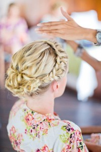 Photo of wedding hairstyles from www.stylemepretty.com
