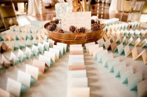 escort-card-table-pinecones-500x333