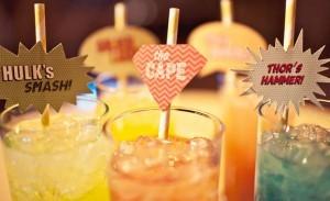 sig cocktails