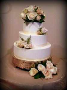 Erin and Greg cake