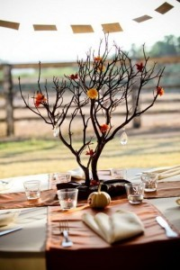 FALL CENTERPIECE