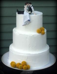 Joe and Kayla cake