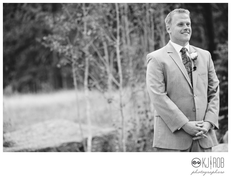 Northern Colorado wedding