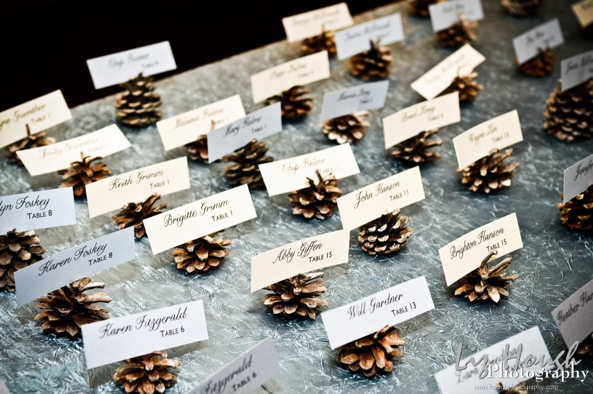 seating assignments wedding