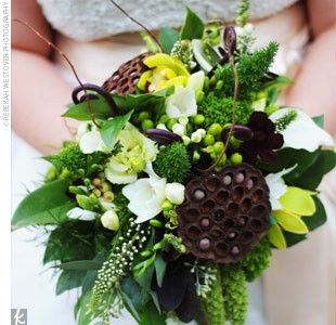 bridal flower trends