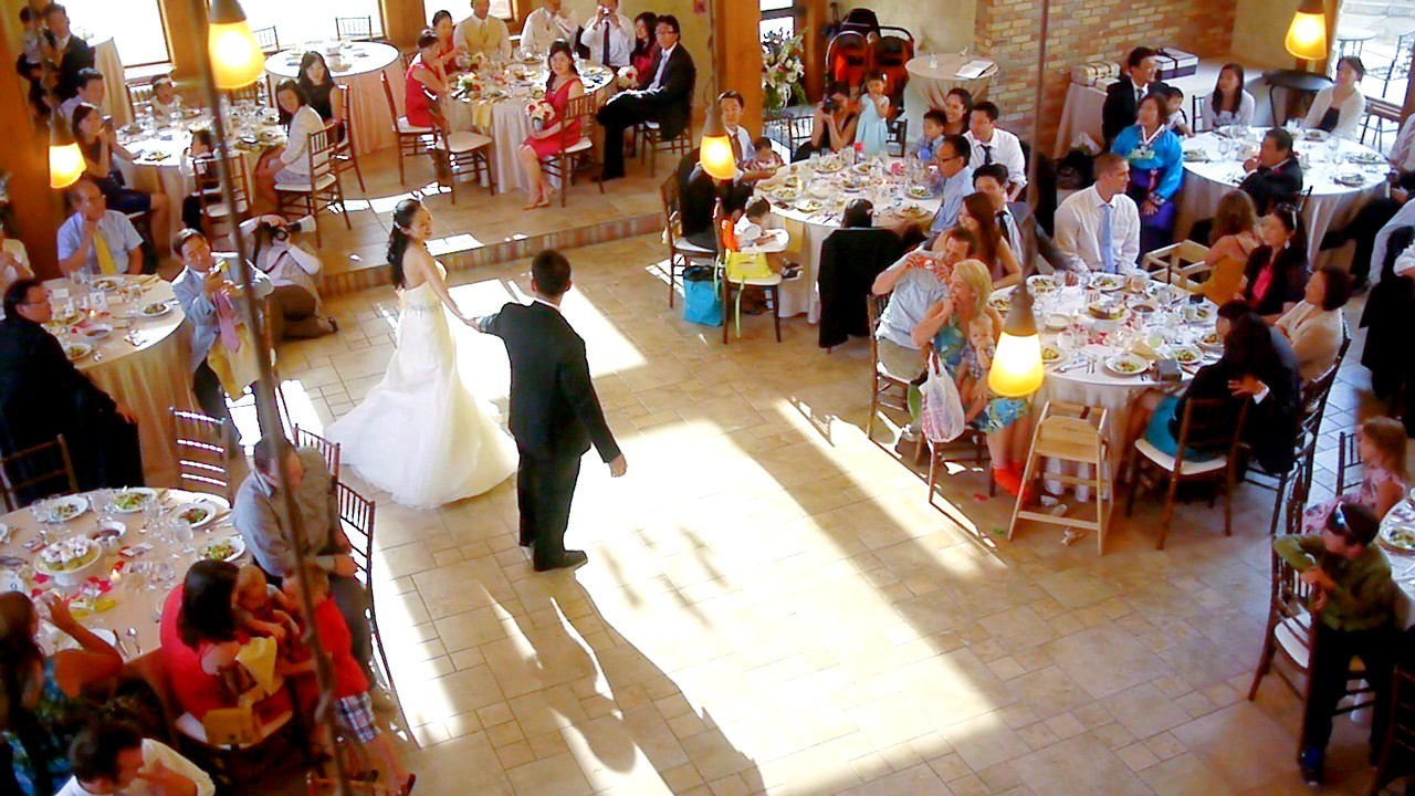 wedding video, professional wedding video, professional videographer