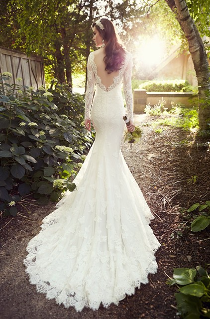 lace, wedding dress, 2015