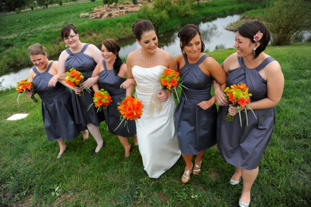 wedding planner, brides, bridesmaids