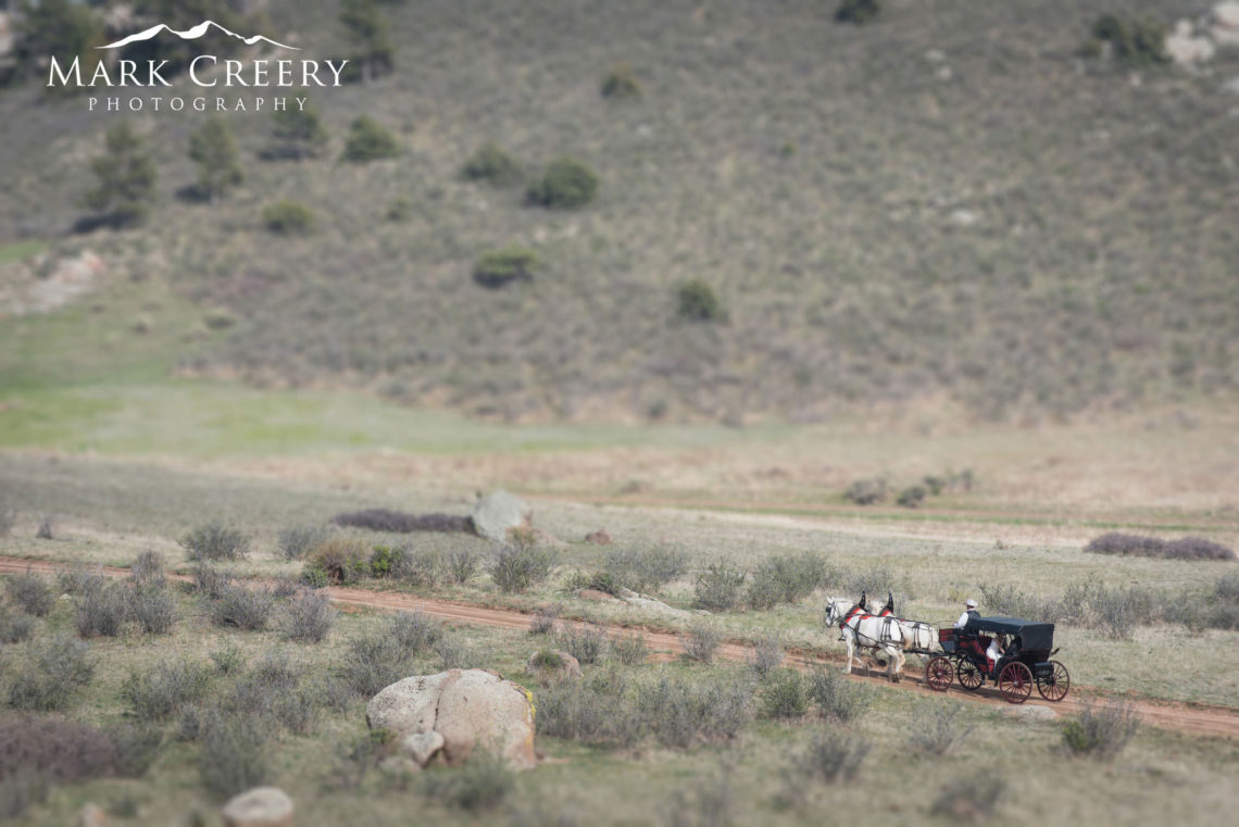 Eagles Nest Ranch wedding photo